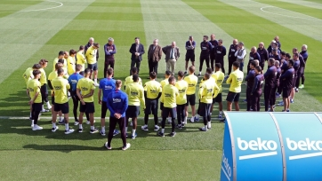 Игрок «Барселоны» заразился коронавирусом