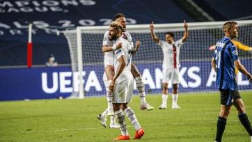 «ПСЖ» расположился в шаге от рекорда «Реала» в Лиге чемпионов