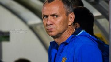Легендарный защитник киевского «Динамо» возглавит клуб Первой украинской лиги