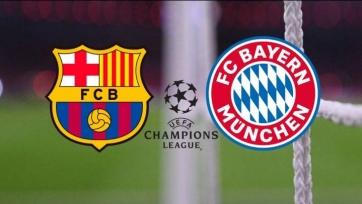 «Барселона» - «Бавария». 14.08.2020. Где смотреть онлайн трансляцию матча