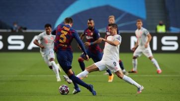 «Барселона» – «Бавария» – 2:8. Текстовая трансляция матча