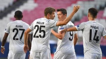 Мюллер вышел на 3-е место по голам в плей-офф Лиги чемпионов