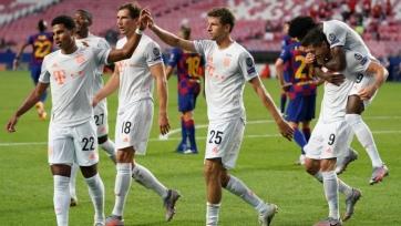 «Бавария» побила свой рекорд по голам за сезон в ЛЧ