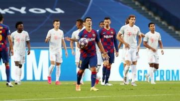 Испанские клубы остались за бортом полуфинала Лиги чемпионов впервые за 13 лет