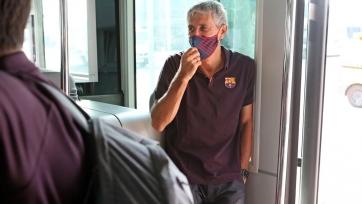 Источник: «Барселона» уволит Сетьена