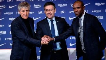 Стало известно, когда в «Барселоне» примут решение по Сетьену