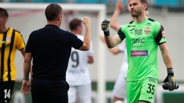 ЦСКА одержал вторую победу на старте сезона РПЛ, обыграв «Тамбов»