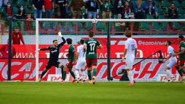 «Локомотив» на своем поле минимально обыграл «Краснодар»