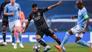 «Лион» сенсационно обыграл «Манчестер Сити»
