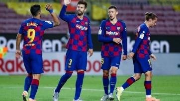 «Барселона» планирует сделать масштабную чистку состава
