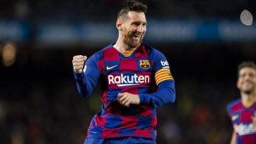 В «Барселоне» ничего не знают о желании Месси уйти