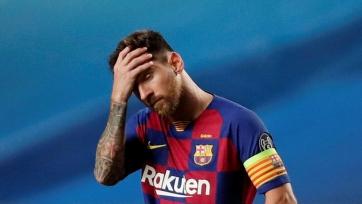 Сунесс: «Месси выглядел так, словно ему надоело тащить «Барселону»