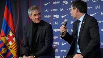 Официально: «Барселона» уволила Сетьена