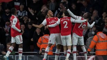 «Арсенал» показал выездную форму на новый сезон. Фото