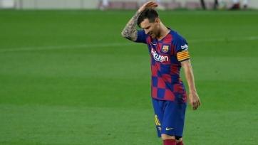 Месси out? Лео в разговоре с Куманом определился со своим будущим в «Барселоне»
