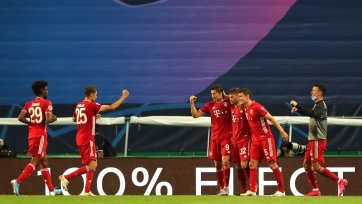 «Бавария» заработает больше всех за участие в Лиге чемпионов