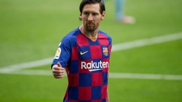 Роналдо: «Не отпустил бы Месси ни при каких условиях на месте «Барселоны»