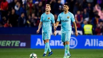 Продажа Суареса и Ракитича – приоритет для «Барселоны»