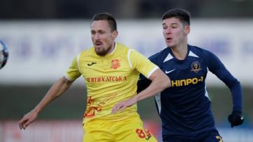 «Ингулец» и «Днепр-1» забили друг другу и сыграли вничью