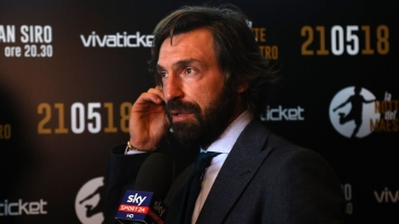 «Ювентус» назвал состав тренерского штаба Пирло