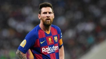 «Барселона» готова отпустить Месси