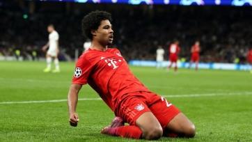 Гнабри: «Бавария» трудилась изо всех сил и стала лучшей командой Европы»