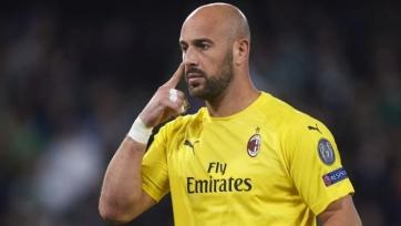 «Лацио» находится в шаге от подписания голкипера «Милана»