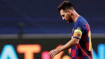 Известно условие, при котором Месси не покинет «Барселону»