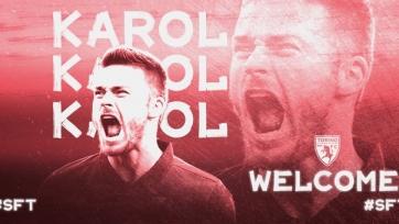 «Торино» подписал полузащитника польской сборной