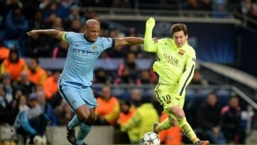 Компани: «Месси может помочь «Ман Сити» выиграть Лигу чемпионов»