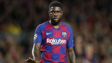 «Барселона» надеется избавиться от Умтити