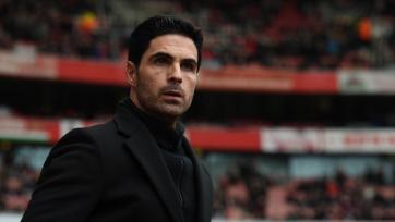 Артета: «То, что «Арсенал» не уступает такой команде, как «Ливерпуль», радует»