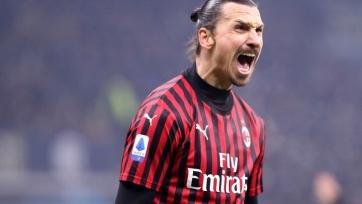 Ибрагимович: «Я в «Милане», чтобы клуб был там, где должен быть»