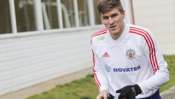 Соболев и Фомин вызваны в сборную России вместо травмированных игроков