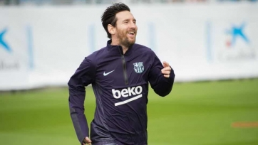 «Манчестер Сити» готов заплатить за Месси 100 млн евро