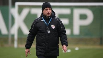 Вернидуб официально покинул «Шахтер» из Солигорска