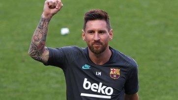 «Барселона» не собирается наказывать Месси за пропуск теста на коронавирус
