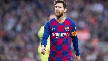 «Барселона» вынуждена оштрафовать Месси