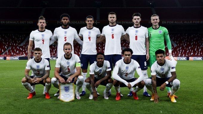 Дания - Англия - 0:0. Текстовая трансляция матча