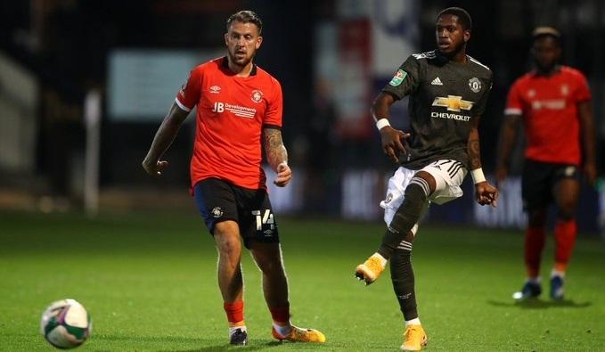 «Лутон» – «Манчестер Юнайтед» – 0:3. 22.09.2020. Обзор и видео матча