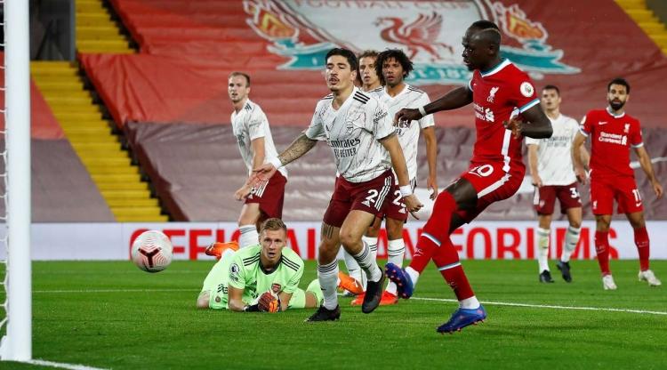 «Ливерпуль» - «Арсенал» - 3:1. Текстовая трансляция матча