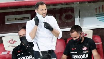 Тедеско: «Старт «Спартака» впечатляет, как и футбол, который мы показываем»