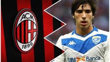 «Милан» согласовал с «Брешией» трансфер Тонали