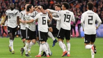 Германия – Испания. 03.09.2020. Прогноз и анонс на матч Лиги наций