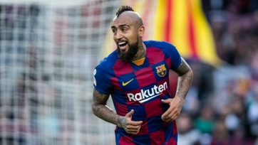 Видаль покинет «Барселону» без компенсации