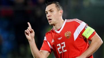 Дзюба: «Россия хочет выиграть свою группу»