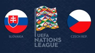 Словакия – Чехия. 04.09.2020. Где смотреть онлайн трансляцию матча