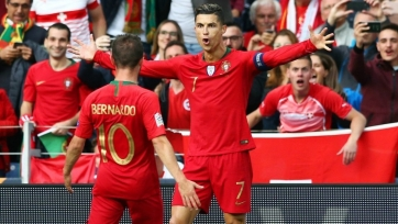 Португалия - Хорватия - 4:1. Текстовая трансляция матча