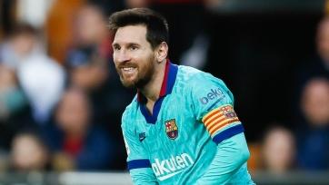 Месси не стал судиться с «Барселоной»