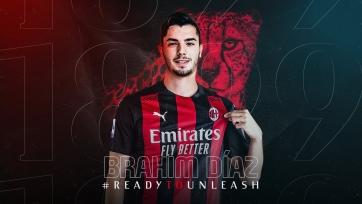 «Милан» арендовал Браима Диаса у «Реала»